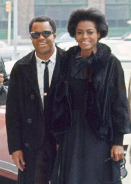 Diana Ross & Berry Gordy