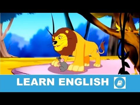 The Lion and the Mouse - Short Story - E-ANGOL