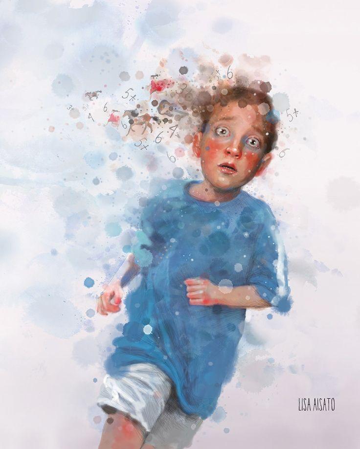 Om stressede barn