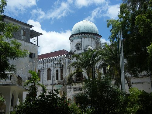 Old Court Building