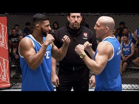 The Ultimate Fighter Finale: Looking for Redemption