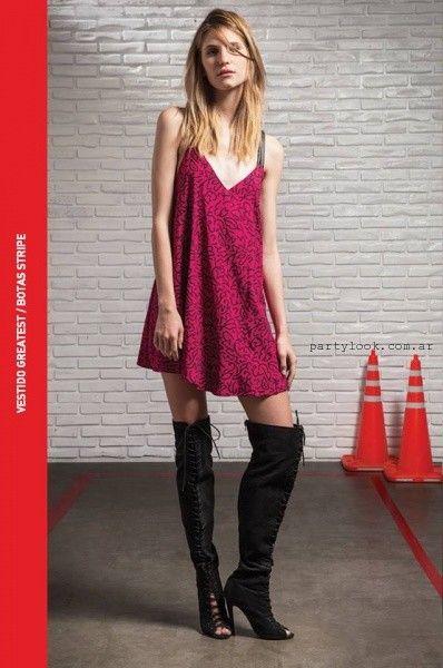 Square – Vestidos de fiesta cortos 2015