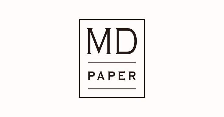 ミドリ MDノートのオフィシャルサイト。MD PAPER PRODUCTSに挿んで便利な栞をダウンロードできます。