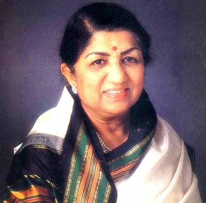 Lata mangeshkar,she is nightingale, goddess of Indian music world