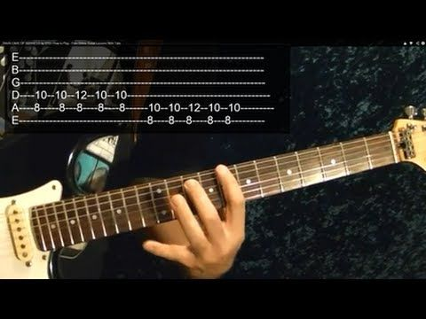 TAKIN CARE OF BUSINESS by BTO - How to Play - Free Online Guitar Lessons...