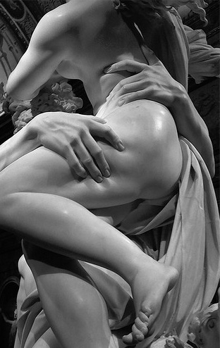 Pluto and Proserpina. Have always wanted to see this sculpture in person..absolutely amazing