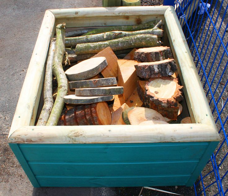 This is our Construction Kit - All encouraging creative natural play.