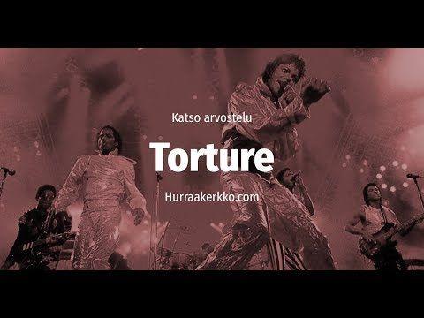 Arvostelussa The Jacksonsin musiikkivideo Torture (1984)
