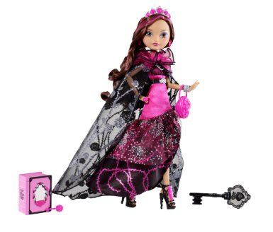 #5 -  Ever After High Legacy Day Briar Beauty Fashion Doll: Toys & Games
