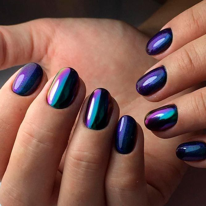 Charming Designs for Rounded Nails We have collected the best nail art ideas for rounded nails. Check out our gallery and choose the best design to emphasize your individuality. https://naildesignsjournal.com/rounded-nails-designs/