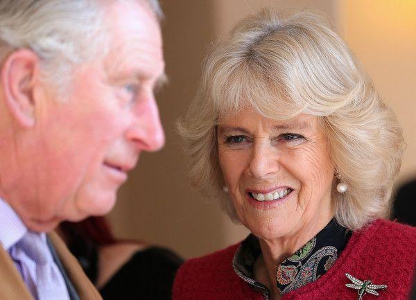 Camilla Parker Bowles Photos - The Prince of Wales & Duchess of Cornwall Visit Yorkshire - Zimbio