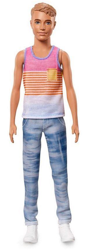 Barbie, ecco i nuovi Ken Fashionistas (uno ha il codino)   Radio Deejay