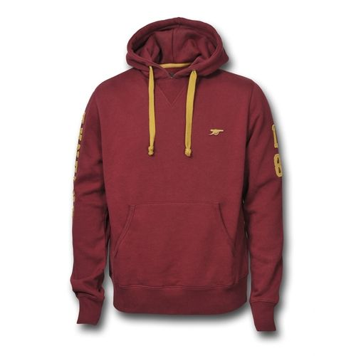 Silicon Badge Hoody at Arsenal Direct
