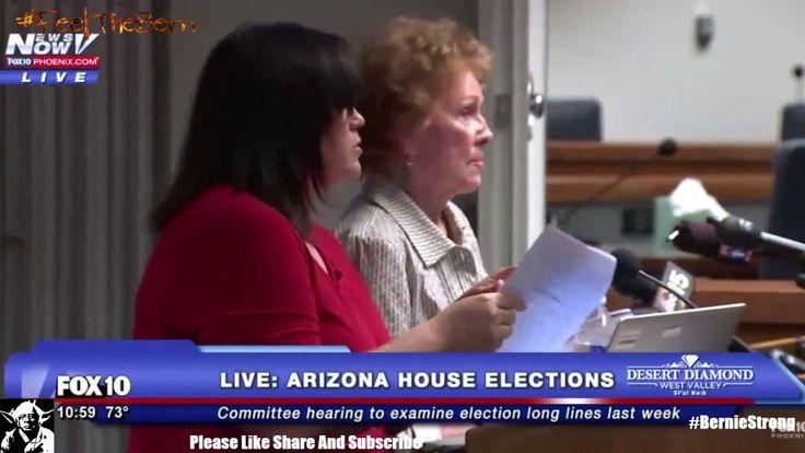 (44:00) Arizona Election Fraud part 1