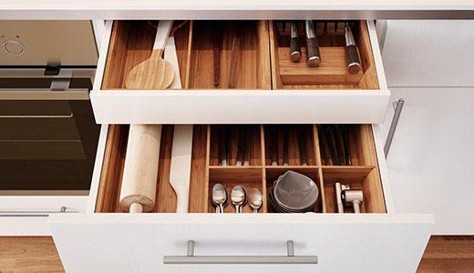 ber ideen zu besteckkasten auf pinterest verstauen glasdose mit deckel und schubladen. Black Bedroom Furniture Sets. Home Design Ideas