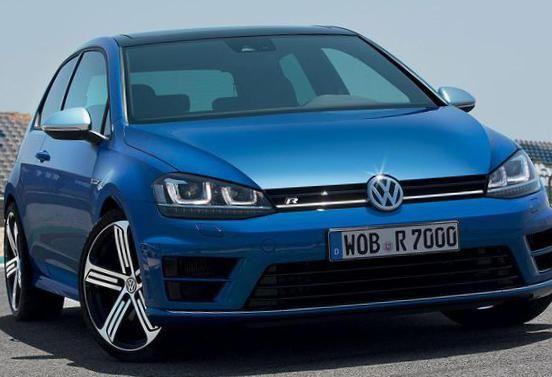 Golf R 5 doors Volkswagen tuning - http://autotras.com