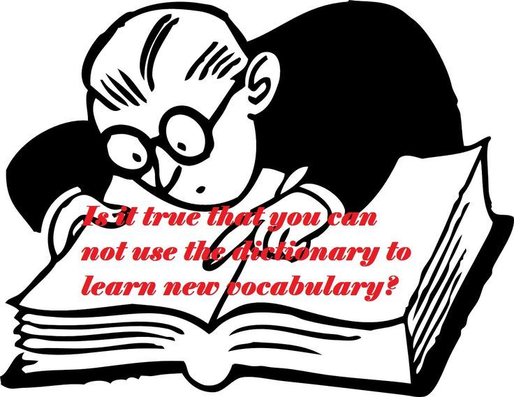 How to use a dictionary to learn new words when reading ...