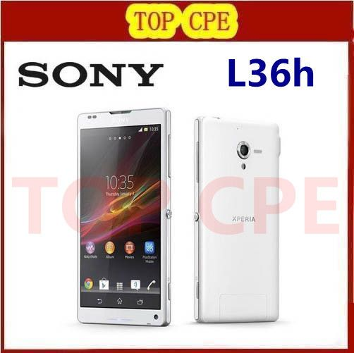 Sony Xperia Z C6603 C6602 Original Unlocked Mobile Phone Sony L36h 16GB Quad-core 3G&4G GSM WIFI GPS 5.0'' 13.1MP Sony Xperia