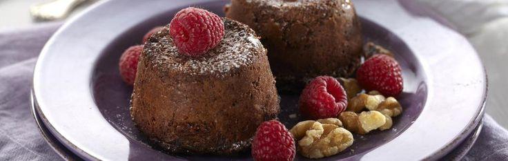 Oppskrift på Muffins à la brownies
