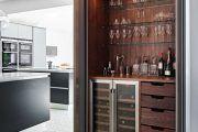 Фото 25 Домашний мини-бар: 80 лучших интерьерных идей для создания небольшой винотеки