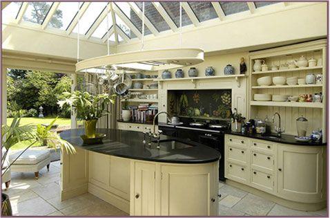 Orangerie kitchens