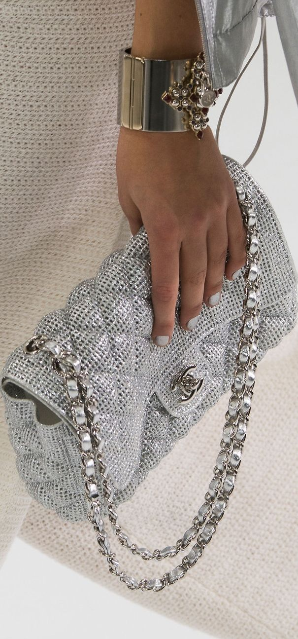 Chanel Spring 2016 ~ Paris Fashion Week - ladies handbags online shopping usa, large ladies handbags, xoxo handbags