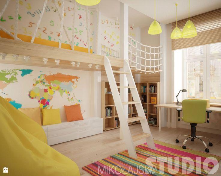 Pokój dla dziewczynki - zdjęcie od MIKOŁAJSKAstudio - Pokój dziecka - Styl Nowoczesny - MIKOŁAJSKAstudio