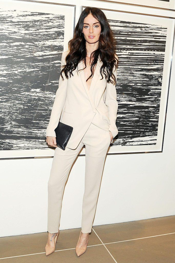 Nicole Trunfio at Calvin Klein and HRC's Americans For Marriage Equality Campaign event