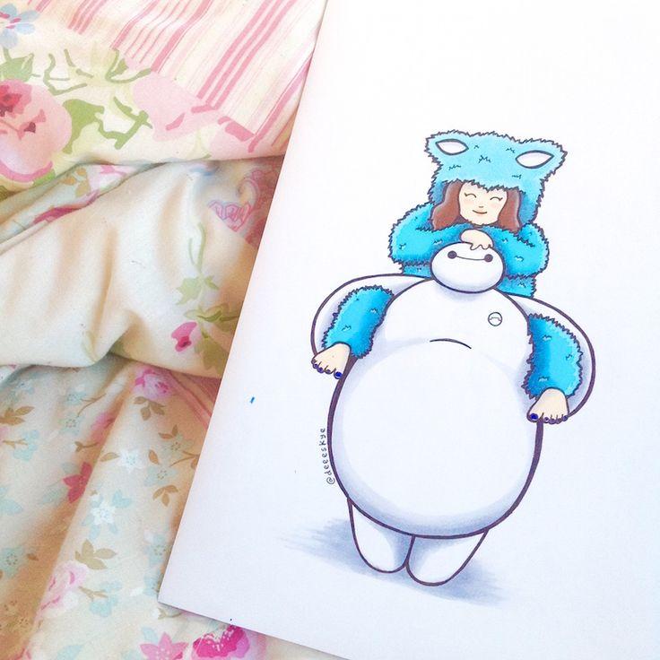 Fluffy Baby by DeeeSkye