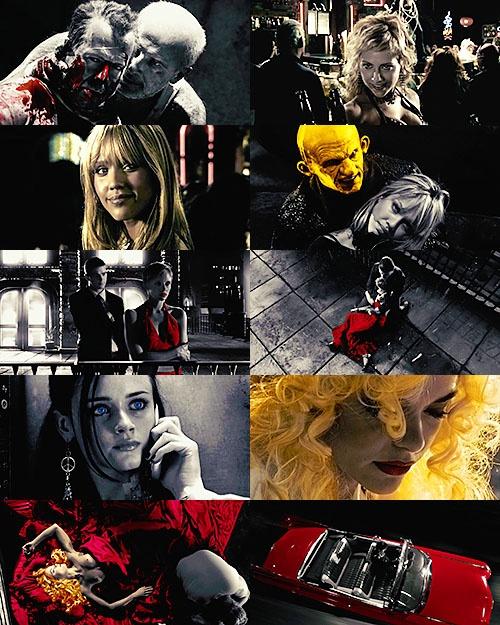 Sin City (Frank Miller, Robert Rodriguez & Quentin Tarantino) - 2005