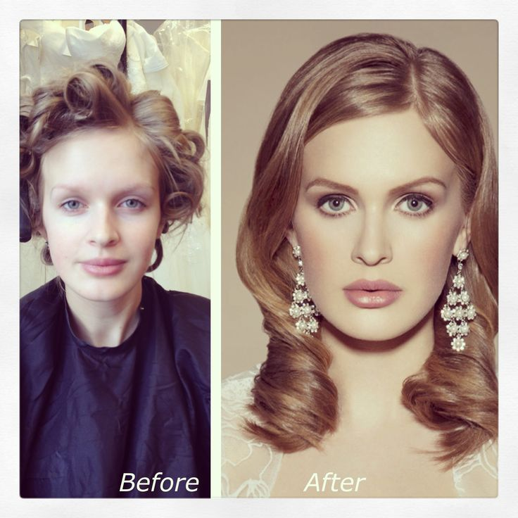 Before and After Bridal  International Artist BRIDAL | FASHION | MEDIA www.farhana.co.uk