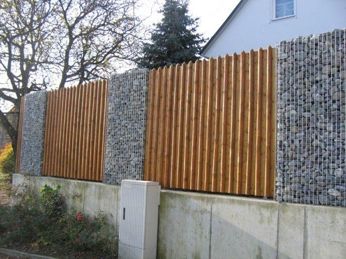 Die Klassik der modernen Gartengestaltung: Holzzaun | Zaun