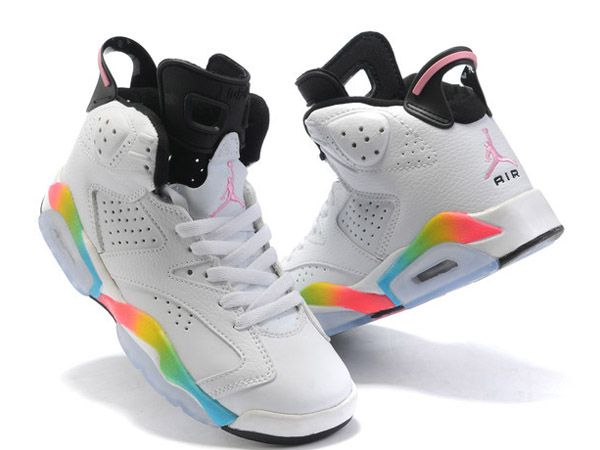 women's air jordan 6 shoes