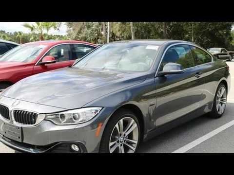 2016 BMW 428XI CP in Lakeland FL 33809 : Fields BMW Lakeland 4285 Lakeland Park Drive I-4 @ Exit 33 in Lakeland FL 33809  Learn More: http://ift.tt/1F8t2Ae  Climb inside the 2016 BMW 428i With less than 4000 miles on the odometer this versatile and environmentally responsible vehicle provides both comfort and driving innovation! BMW made sure to keep road-handling and sportiness at the top of it's priority list. Under the hood you'll find a 4 cylinder engine with more than 200 horsepower…