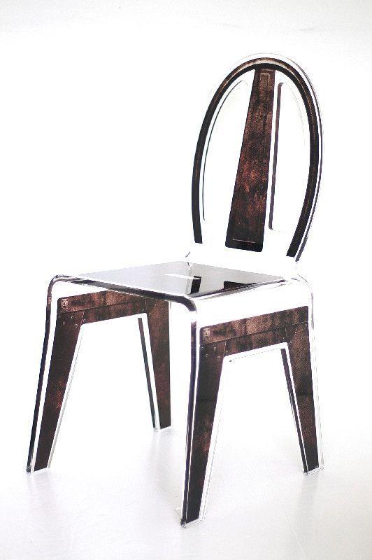 17 meilleures id es propos de chaise acrylique sur pinterest chaises des fant mes bureau de. Black Bedroom Furniture Sets. Home Design Ideas