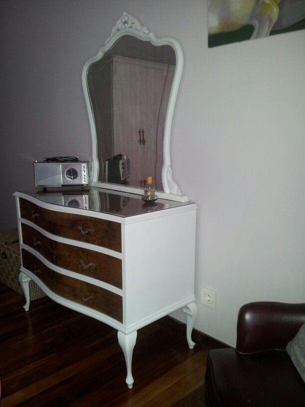 34 mejores im genes sobre muebles restaurados en pinterest - Comodas antiguas restauradas fotos ...