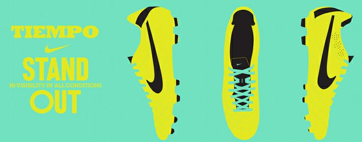 For me Tiempos are the most comfortable shoes and they look fantastic in Hi-Vis!