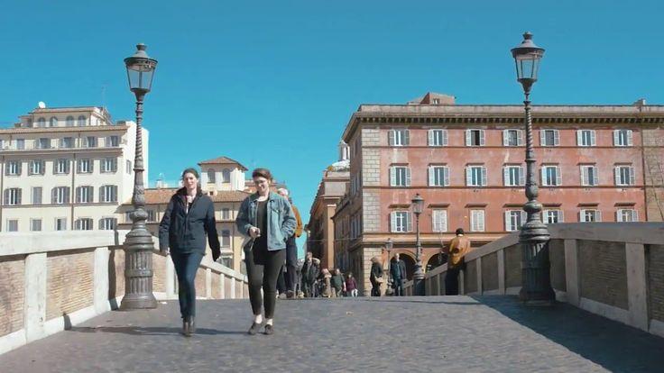 Enjoying Roma!
