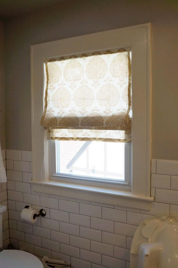 Bathroom Roman Shades 2017 Grasscloth Wallpaper