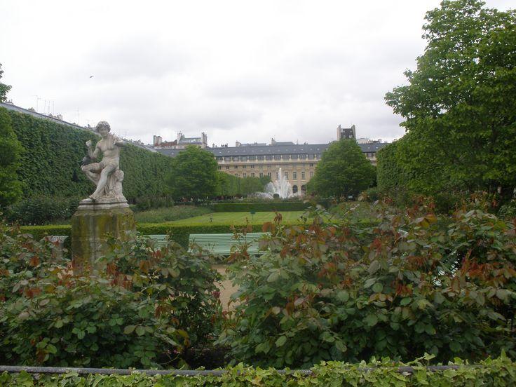 Palais Royale - Paris