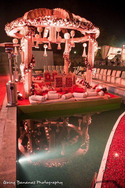 Delhi weddings | Samarth & Anandna wedding story #mandap #wedding #wedmegood