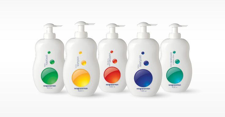 Neogranormon baba   k2o Creative Studio #csomagolástervezés #packaging #design #csomagolás