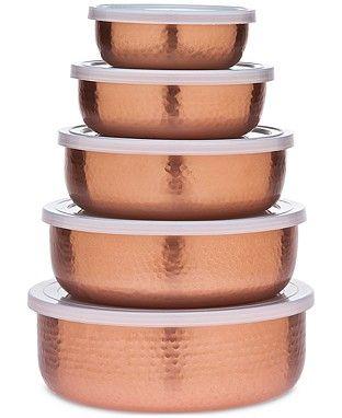 Godinger Copper Serveware