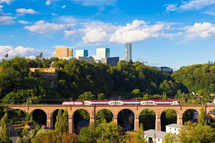 Luxemburgse treinen | Luxemburg per trein | Interrail.eu