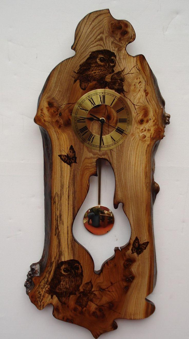Owl pendulum
