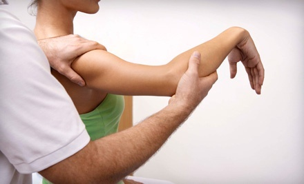 Groupon - Exam with One or Three Adjustments and Massages at Southampton Chiropractic & Wellness Center (Up to 81% Off). Groupon deal price: $39.00