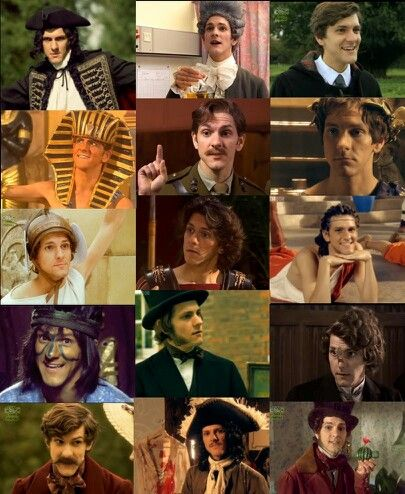 Mathew Baynton - one of my favourites on Horrible Histories!