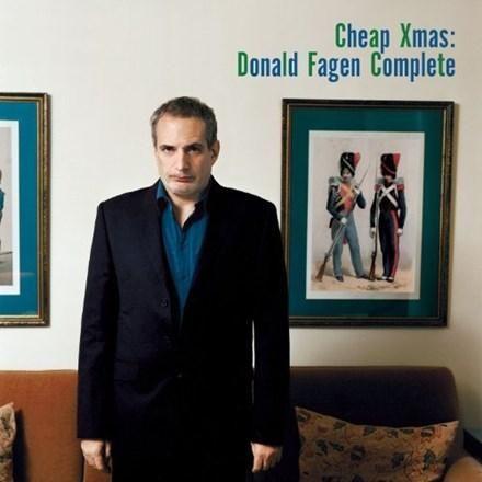 Donald Fagen - Cheap Xmas: Donald Fagen Complete Vinyl 7LP Box Set December 8 2017 Pre-order