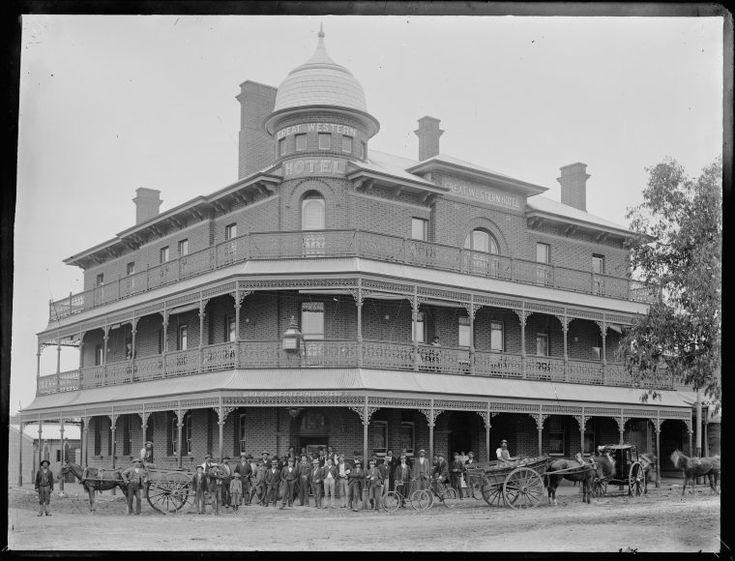 014024PD: The Great Western Hotel, Northbridge, 1897? https://encore.slwa.wa.gov.au/iii/encore/record/C__Rb2145629