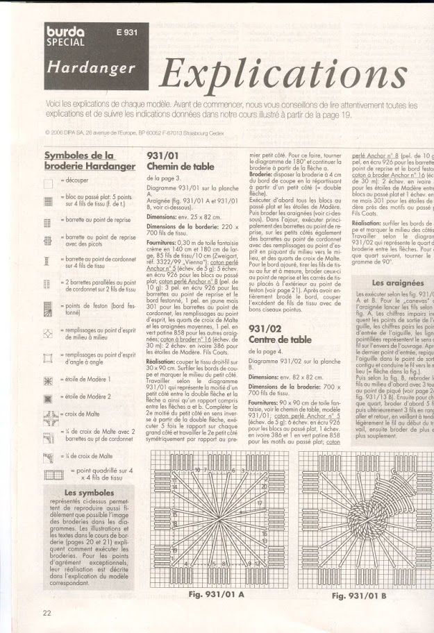 HARDANGER CORRETO 2 - GISELI - Picasa Web Albums